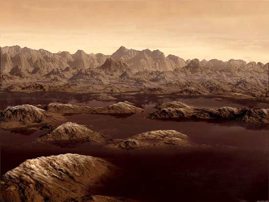 The Surface of Titan