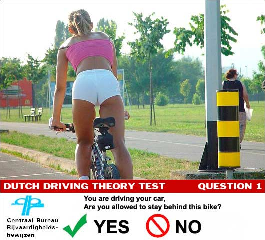 dutch driving exam