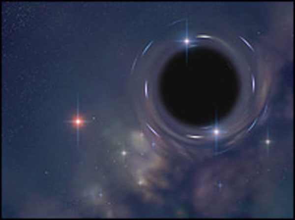 Black holes could also be portals to other universes, feel ...