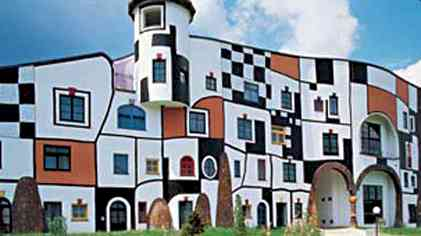 Необычные дома мира Bagblumau
